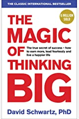 The Magic of Thinking Big Paperback