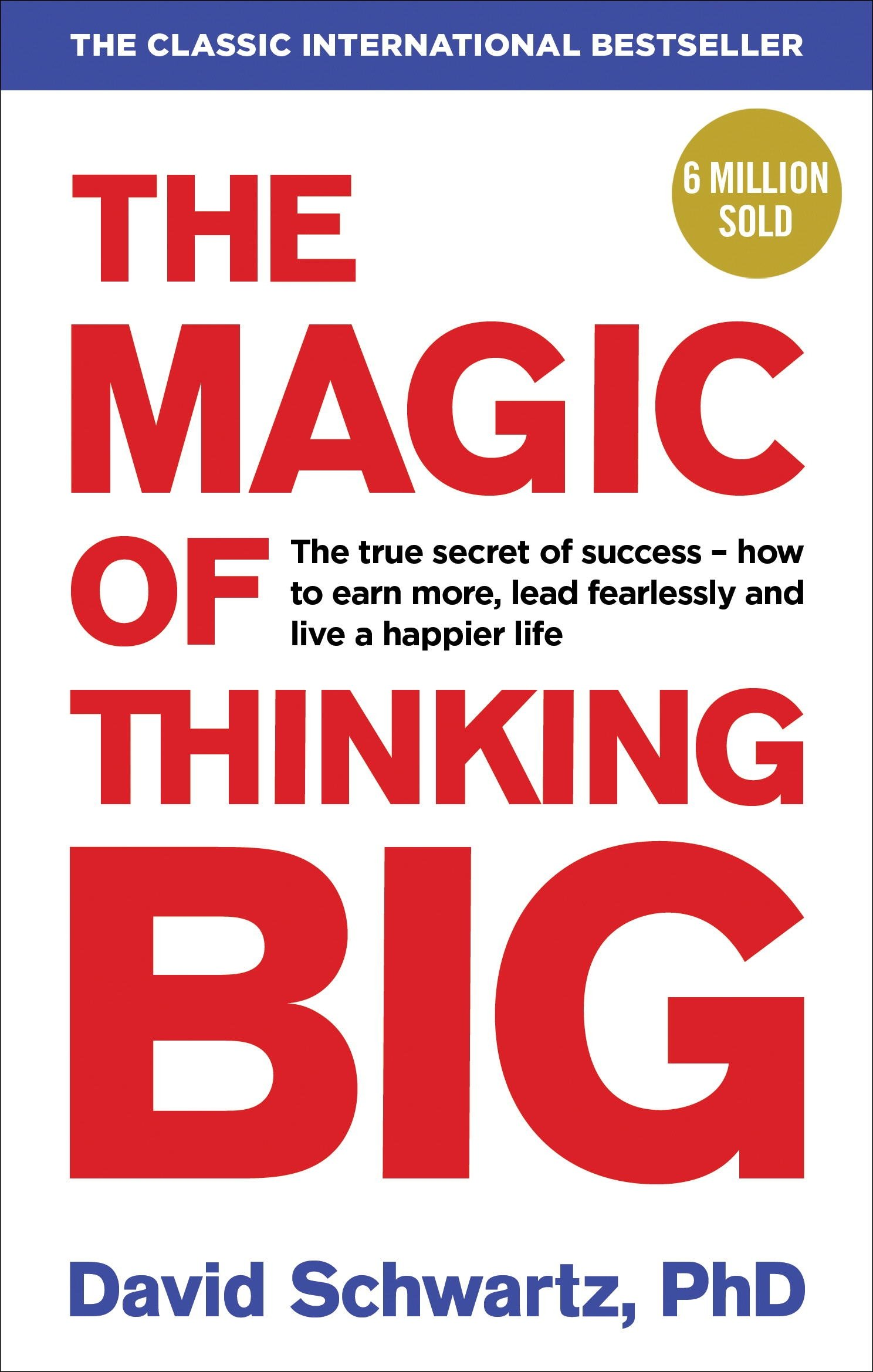 Buy The Magic of Thinking Big Book Online at Low Prices in India ...