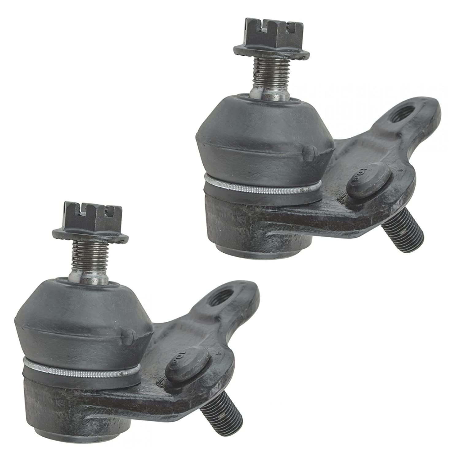 Lower Ball Joint Front Driver /& Passenger LH RH Pair for 93-95 Corolla Prizm