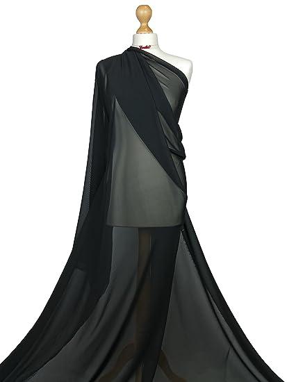 Tejido de gasa de poliéster suave y de alta calidad para vestido de novia, CH01