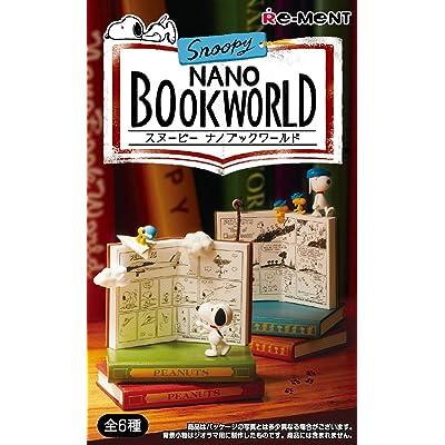 Peanuts Snoopy NANO BOOK WORLD 6Pack BOX: Toys & Games