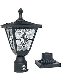 Outdoor Post Lights Amazon Com