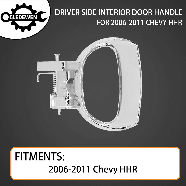 Driver Side Interior Door Handles 19299614 88529 for 2006 2007 2008 2009 2010 2011 Chevrolet HHR Front or Rear Door Handle