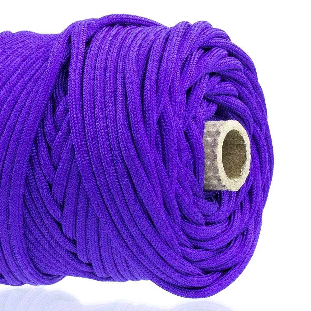 GOLBERG 750lb Paracord / Parachute Cord - US Military Grade - Authentic Mil-Spec Type IV 750 lb Tensile Strength Strong Paracord - Mil-C-5040-H - 100% Nylon - Made in USA by GOLBERG G (Image #2)
