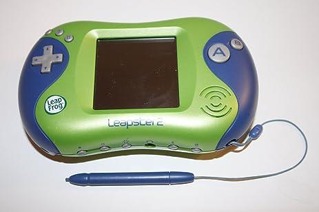 amazon com leapfrog leapster 2 learning game system green toys rh amazon com LeapFrog Leapster 2 Accessories LeapFrog Leapster 2 Rabbit River