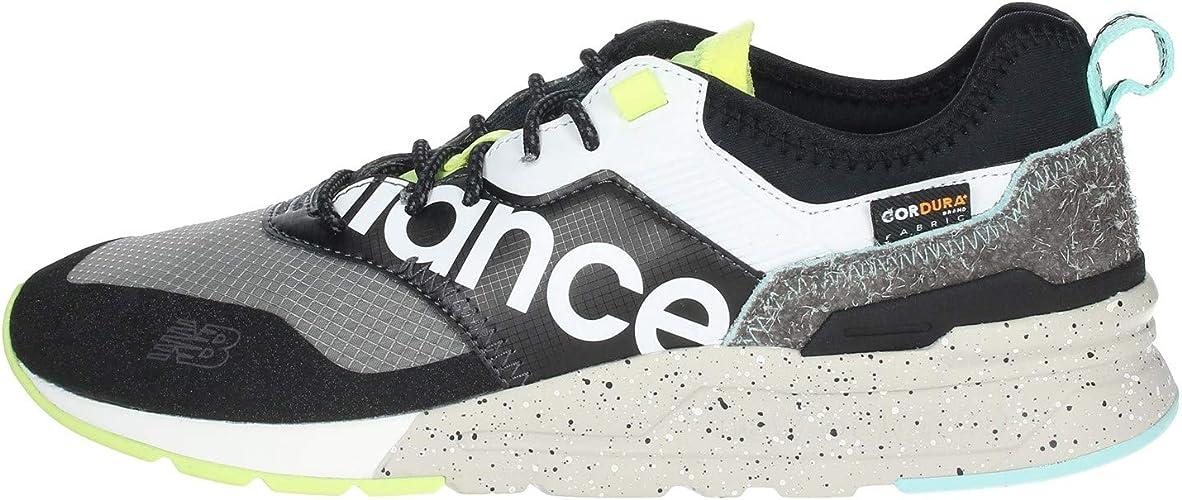 New Balance CMT997HD, Scarpa da Trail Running Bambino, Nero, 32 EU ...