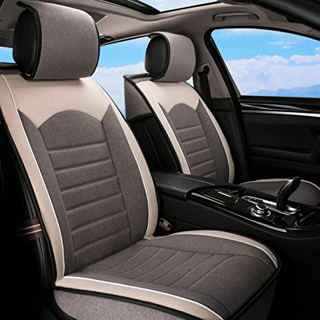 Amazoncom Empire Sport Style LinenFlax Super Breathable Car - Sports cars with 5 seats
