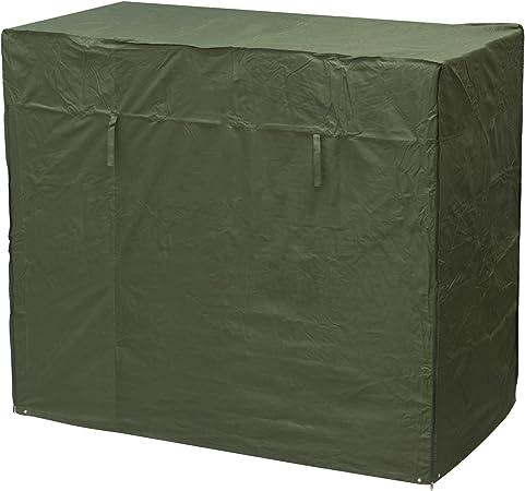 Woodside Green 2 Seater Waterproof Outdoor Garden Swinging Hammock Cover Heavy Duty 600d Material 1 7m X 1 84m X 1 5m 5 6ft X 6ft X 5ft 5 Year Guarantee Amazon Co Uk Kitchen Home