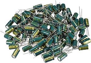 uxcell アルミニウム電解コンデンサ