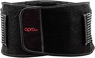 OPRO Unisex - Adulto Band Wrist Support Black