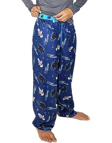 6aab844a88 LEGO Star Wars Boy s Flannel Lounge Pajama Pants (Little Kid Big ...