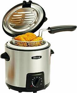Bella 0.9L Deep Fryer #13769 - Black