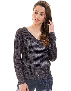 Guess Lina, Pull Femme  Amazon.fr  Vêtements et accessoires d0724c03d71