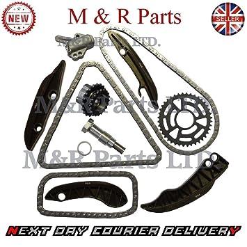 70617bb0d504 TIMING CHAIN KIT oil pump gear N47 - BMW X1 (E84) sDrive xDrive 16 18 20 23  d  Amazon.co.uk  Car   Motorbike