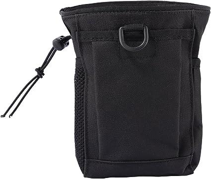 Dump Pouch Tactical Utility Bag Molle Black Nerf Blaster