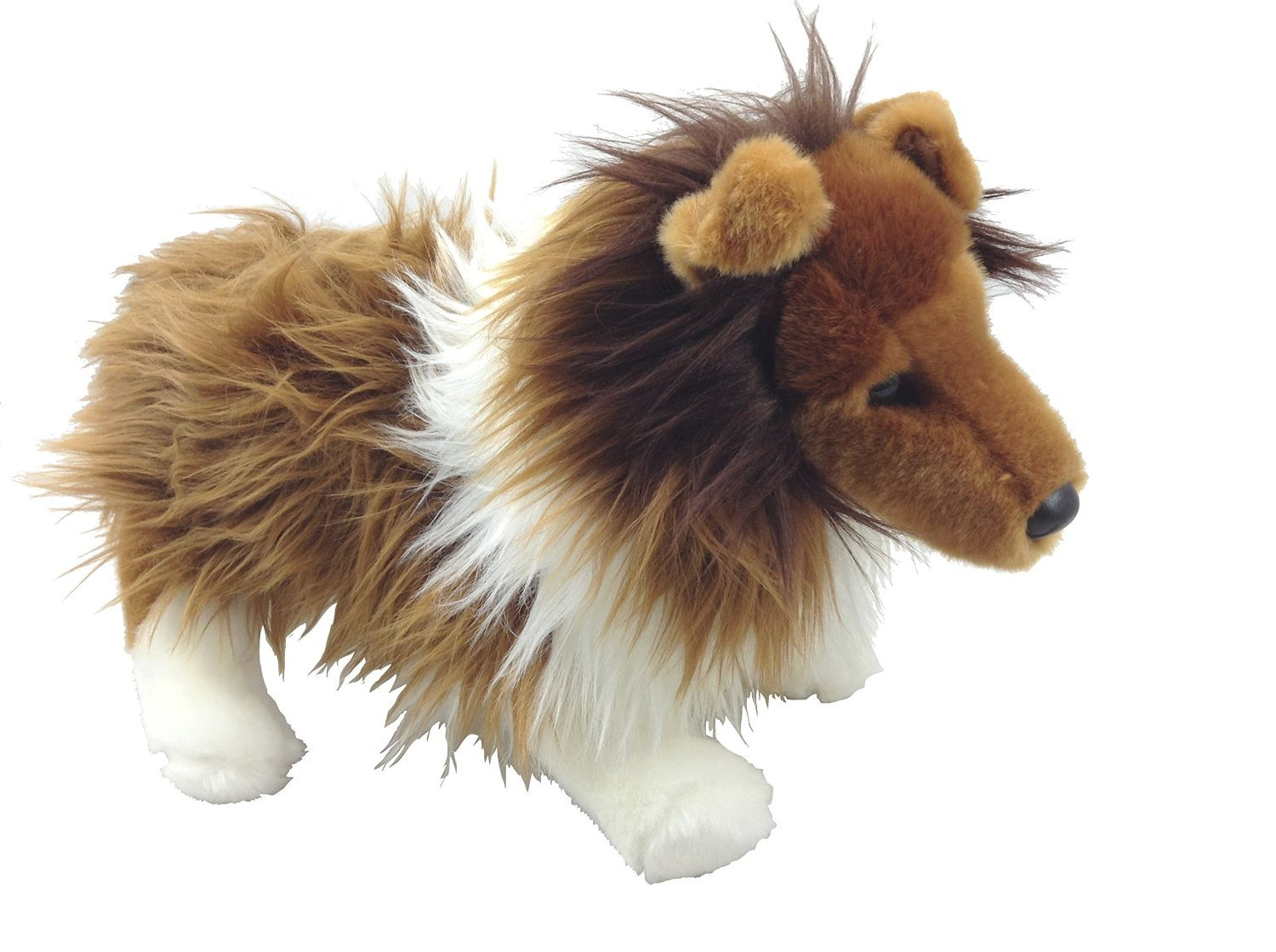 Amazon Com Plush Stuffed Animal Shetland Sheepdog By Douglas Toys