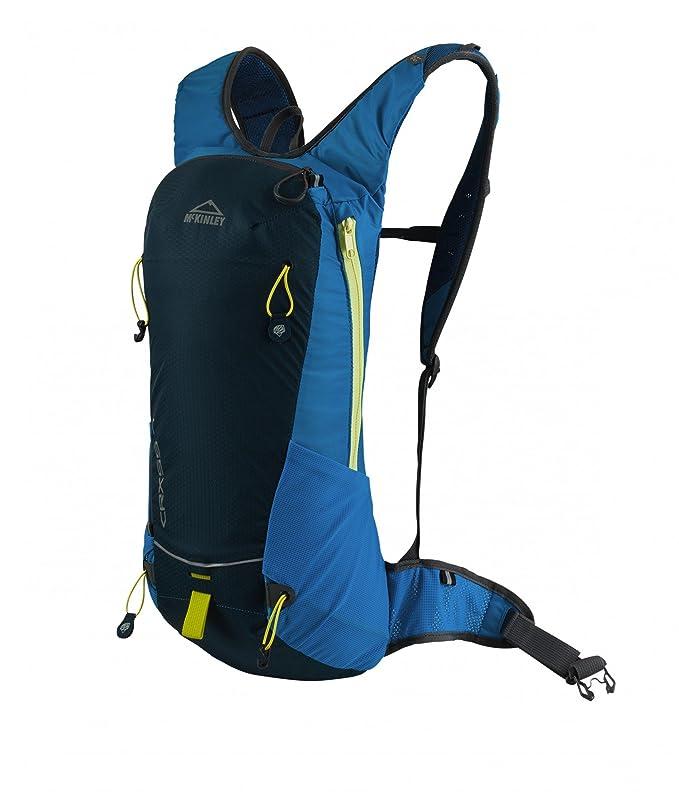 McKinley multifunción-mochila CRXSS 7 II Verde Blue 7 Liter: Amazon.es: Deportes y aire libre