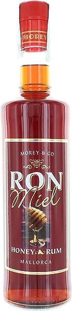 Rum Ron Miel 70 cl=21.14 €/L: Amazon.es: Bricolaje y ...