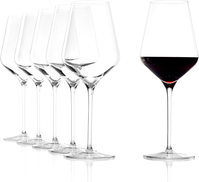 Stölzle Lausitz - Copas para vino tinto Quatrophil, de 568 ml ...