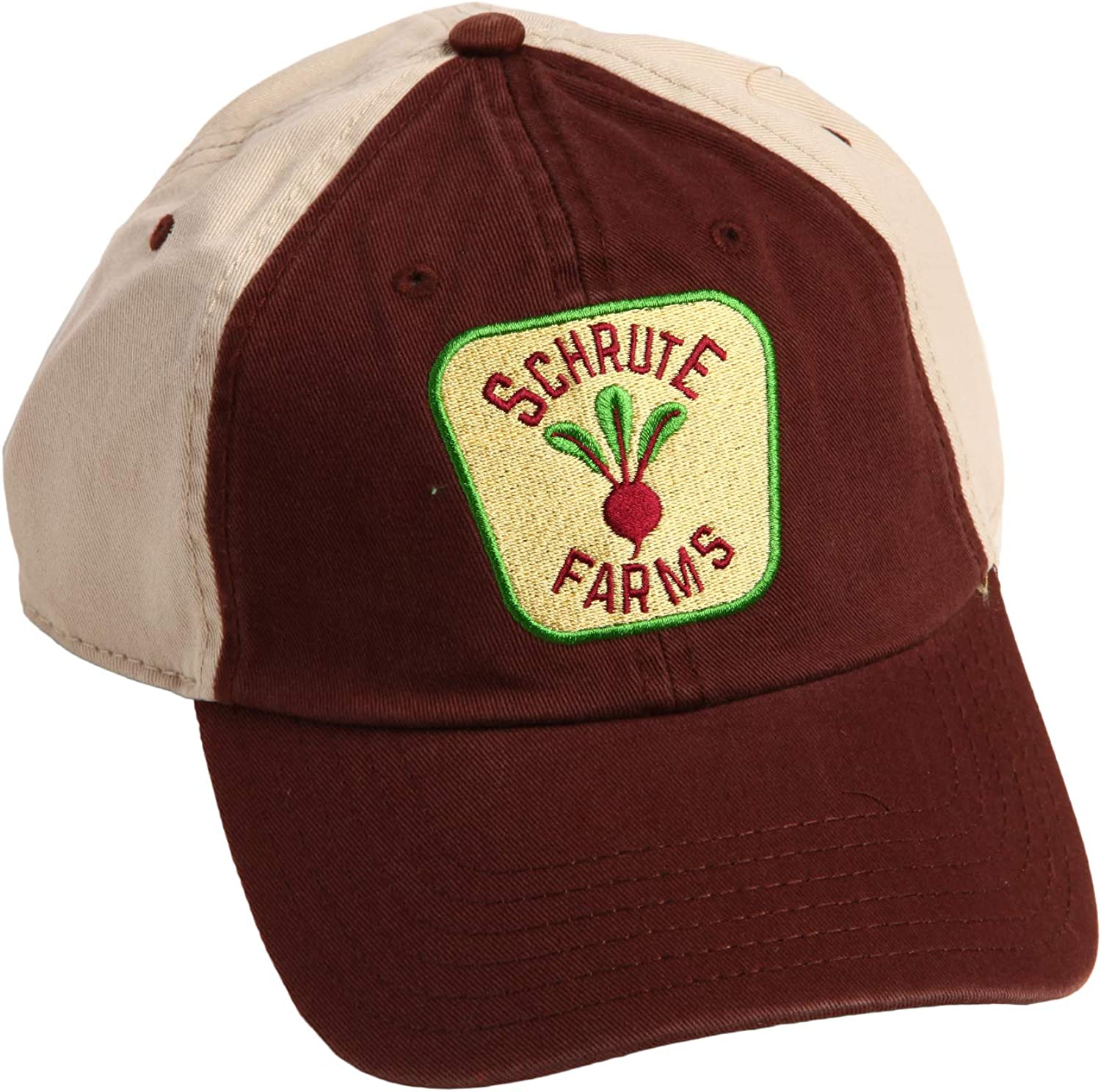 Ripple Junction Schrute Farms Hat Light Brown