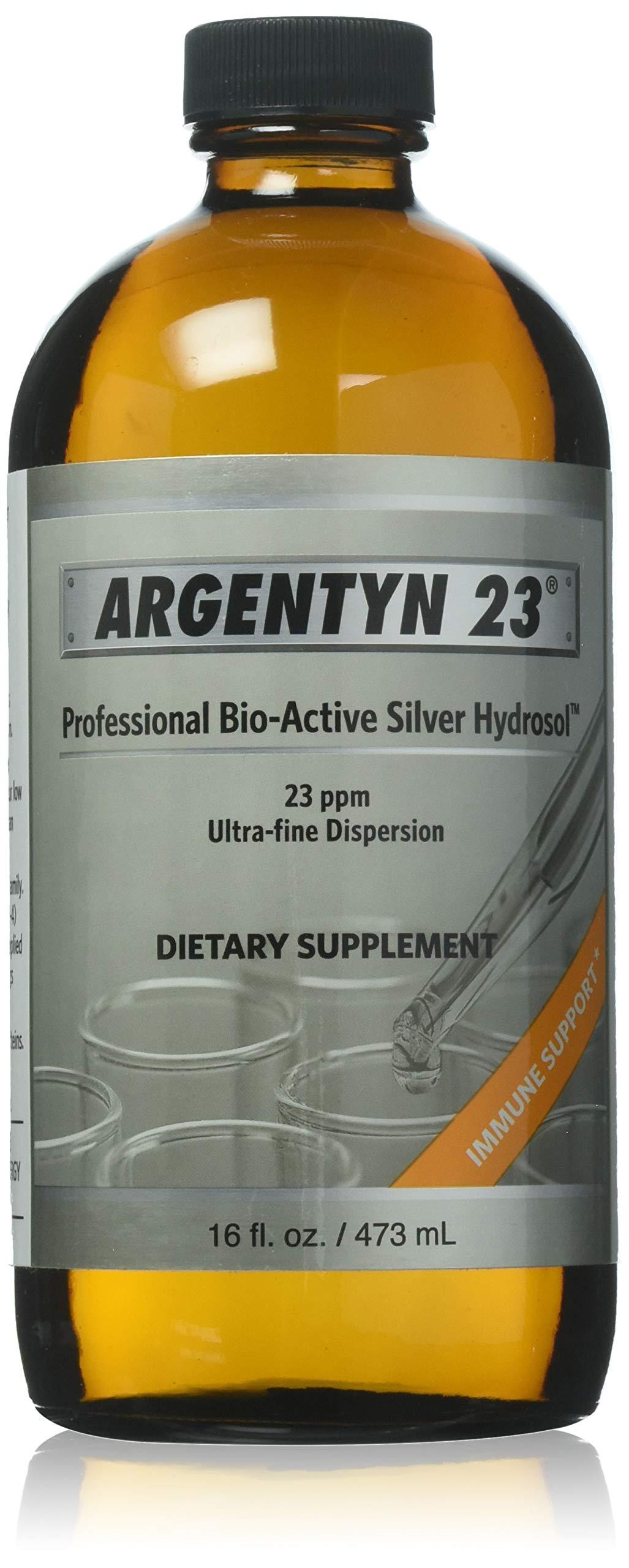 Allergy Research Group - Argentyn 23 Liquid 16 Fl.Oz. Size - 480ml by Allergy Research Group