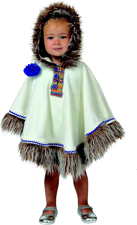 Disfraz de esquimal bebé - De 1 a 3 años: Amazon.es: Juguetes y juegos