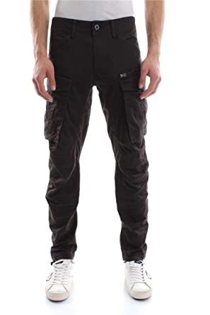 ac1596b249d Image Unavailable. Image not available for. Colour: G-STAR RAW Men's  Trousers