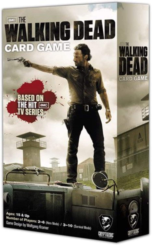 The Walking Dead Card Game: Kramer, Wolfgang: Amazon.es: Juguetes y juegos