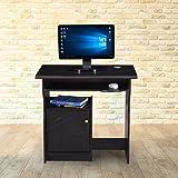 Royaloak Amber Small Computer Table (Black)