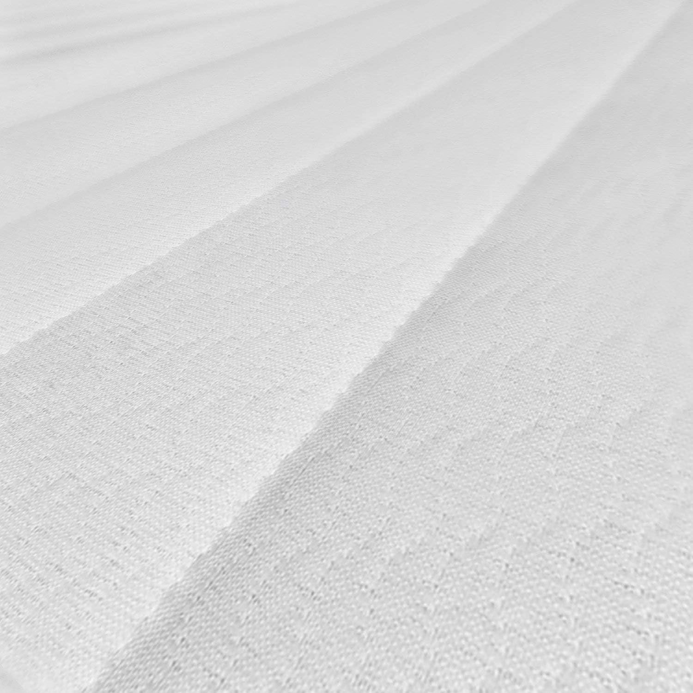 H2 70 x 200 cm Mister Sandman Matelas ergonomique /à 7 zones Duret/é H2 H3 2 en 1 R/éversible Mousse froide Matelas roul/é certifi/é /Öko-Tex