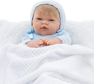Amazon.es: MARÍA JESÚS Bebe Reborn simulación 1497, muñecas Bebes para niñas, Bebes Reborn, muñecos Reborn, Baby Reborn: Juguetes y juegos