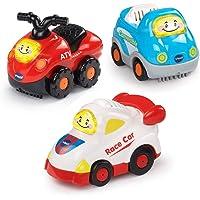 VTech Go! Go! Smart Wheels Sports Cars 3-Pack
