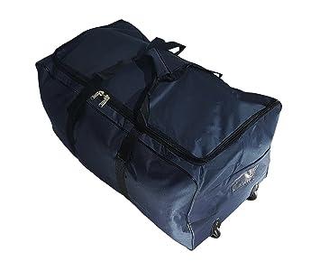 Reisetasche Sporttaschen großer Wagen 140 liter mit Rollen. Größe XXL