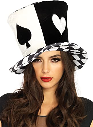 Leg Avenue womens Oversized Mad Hatter hat