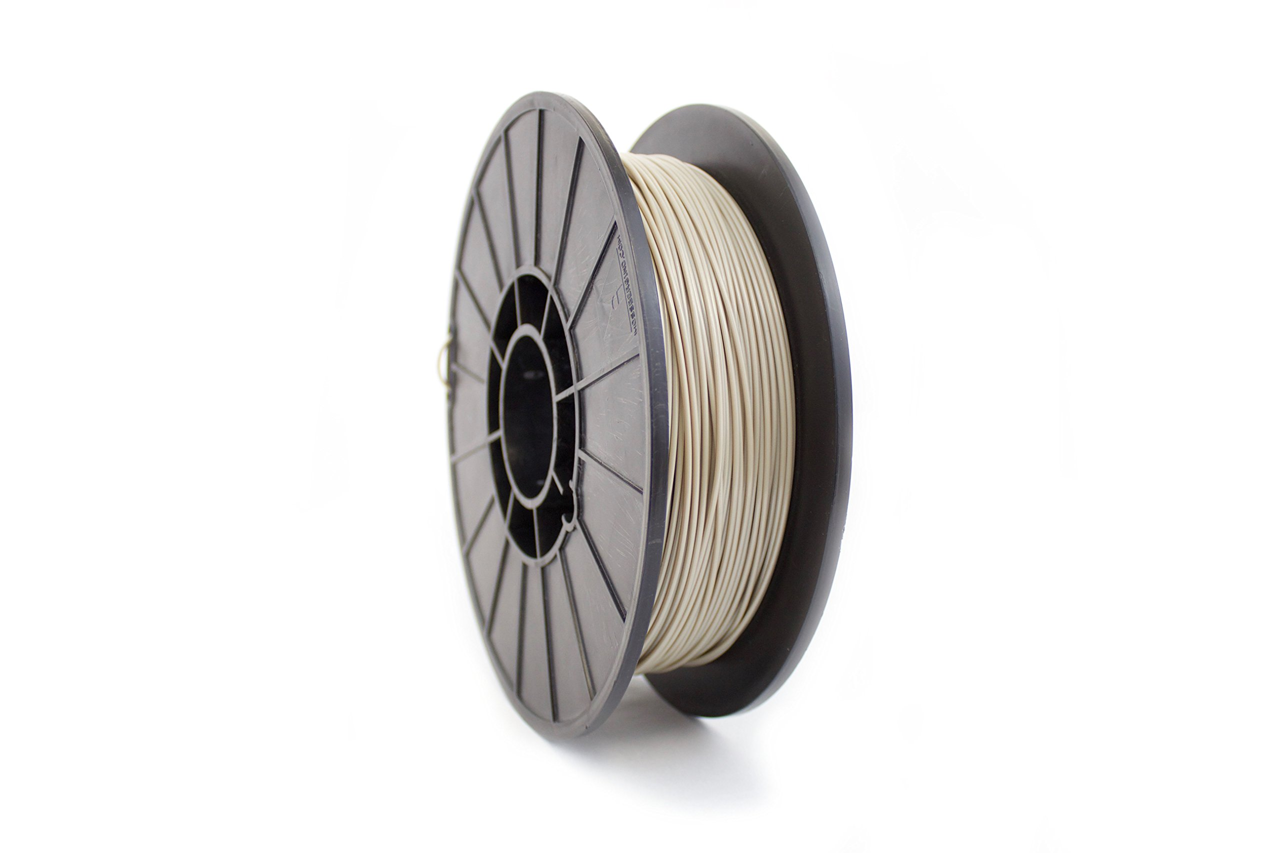Essentium PEEK High Temp Exotic Filament 2.85 mm- Extremely Strong, Shockingly Heat Resistant, Chemical Resistant 3D Printing Filament, High Heat Deflection - Natural - 2 KG
