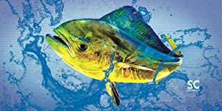 "product image for Sport N Care Marine Towel (Mahi Mahi) Beach Towel 32"" x 60"""