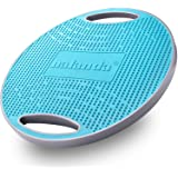 NALANDA Wobble Balance Board, Core Trainer for Balance Training and Exercising, Healthy Material Non-Skid TPE Bump…