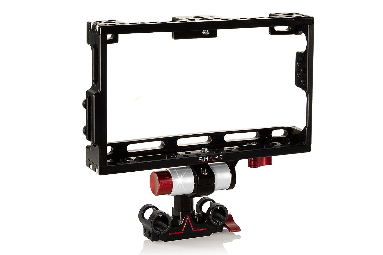 Shape shorod Cage con 15 mm Monitor de Bracket para Atomos ...