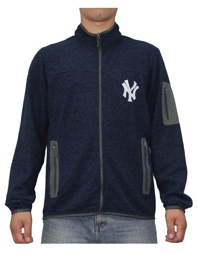 MLB New York Yankees Hombre Pro de Calidad de Zip Up Forro ...