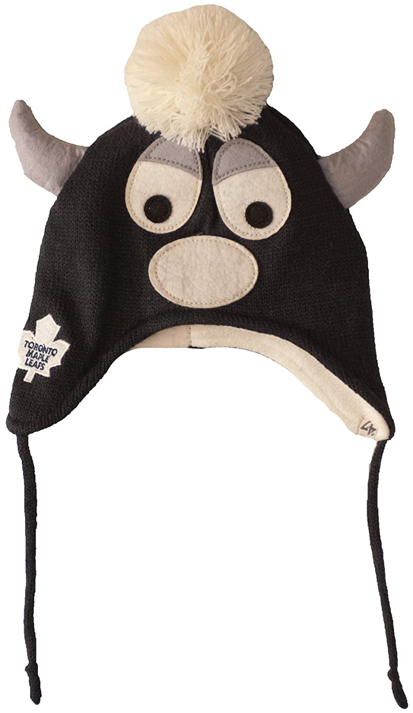 Toronto Maple Leafs Toddler Little Imp Knit Hat ' 47 Brand