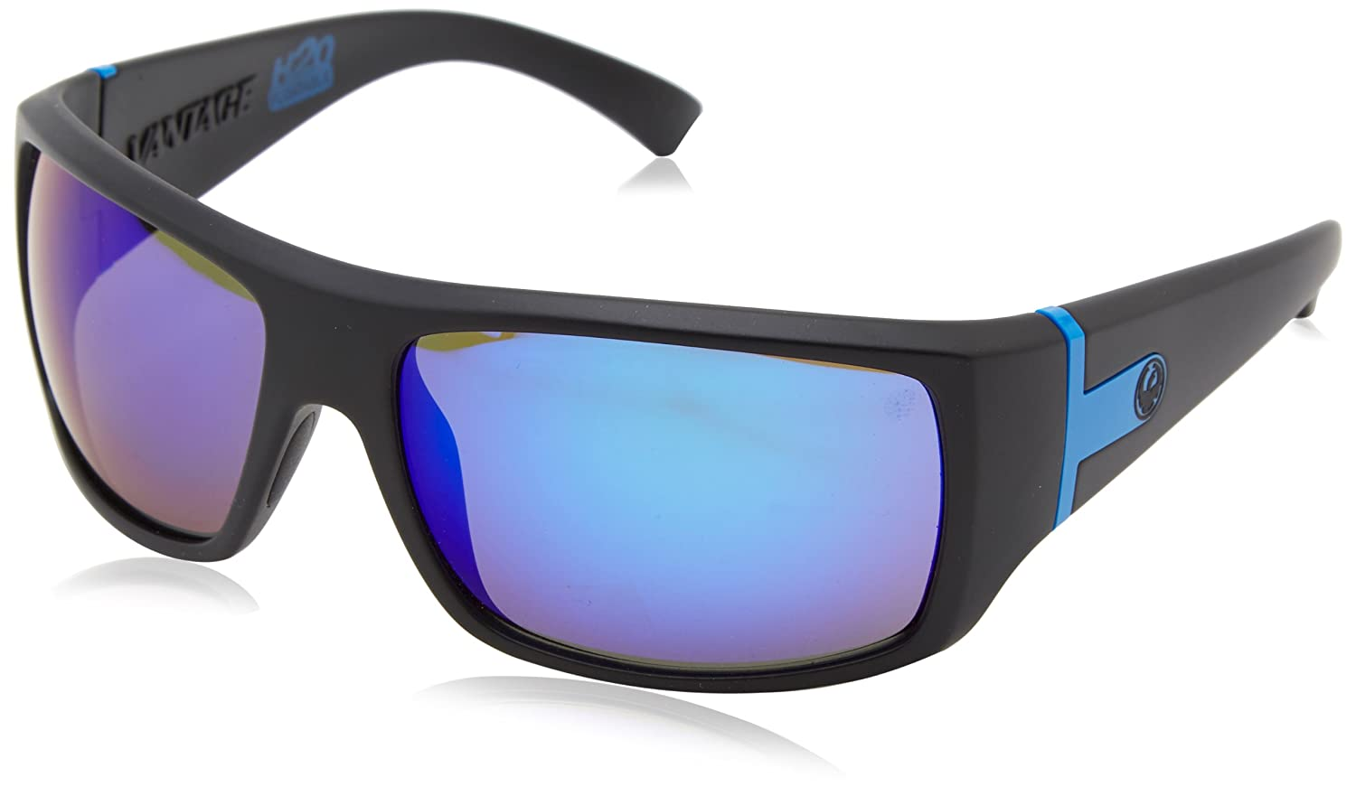 d52f7252c3 Amazon.com  Dragon Alliance Vantage Matte P2 Sunglasses