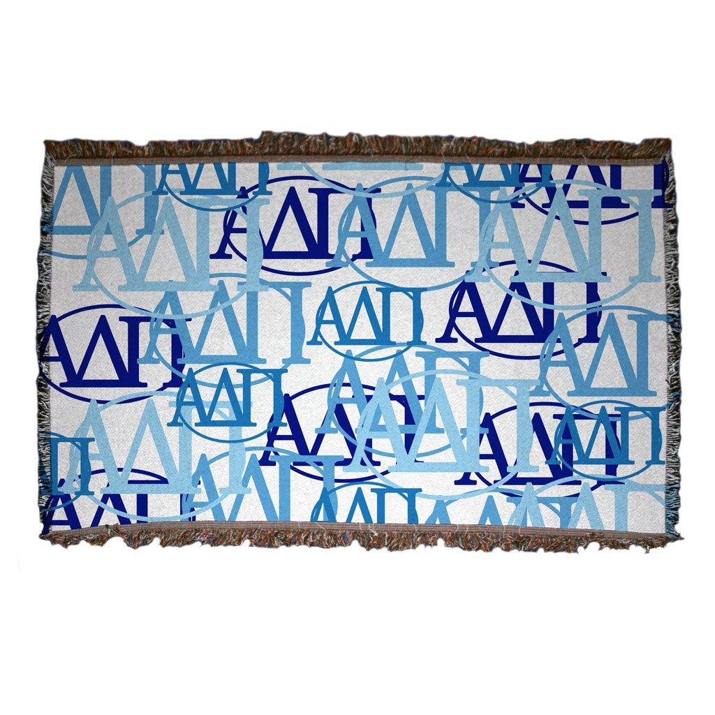 アルファデルタPi Woven Blanket B00ZAIC9N8