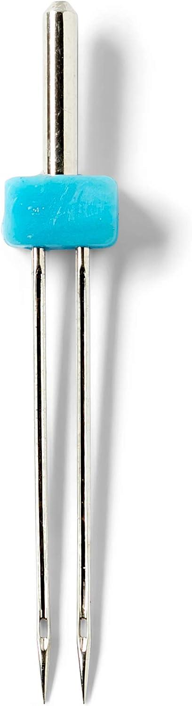 No Prym Schmetz 154916 Aiguilles universelles pour machine /à coudre 130//705 80//2,5 mm acier argent/é