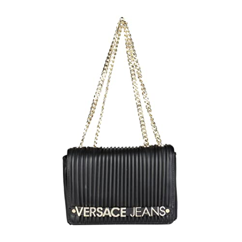 Borsa Versace Jeans E1VQBBD3 drappeggiata New collection AI 2017 18 (K)   Amazon.it  Scarpe e borse 6abc19c1901