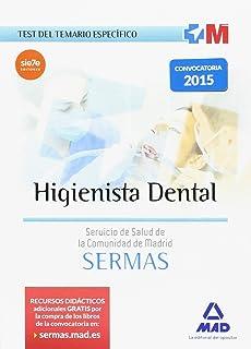 Higienista Dental del Servicio de Salud de la Comunidad de ...