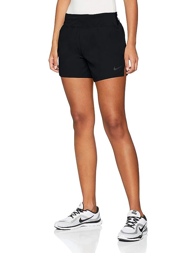 Nike Women s W Eclipse 5In Shorts  Amazon.co.uk  Sports   Outdoors eeffbc49231