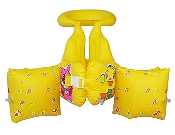 Amazon.com: Blanmour - Chaleco flotante para bebé, de espuma ...