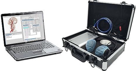 Biofeedback Tratamiento Máquina Medicomat-39 Biofeedback asociados Terapia NLS biorisonanza Tecnología Diagnóstico con el Ordenador