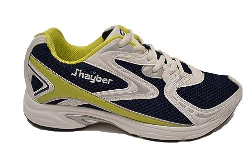 JHayber Racha - Zapatillas de running para hombre (40)