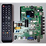 CVTE LED TV BOARD 32 INCH TP.RD8503.PB816 (32 INCH) With Remote